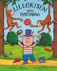 bokomslag Lillgrisen och hattarna