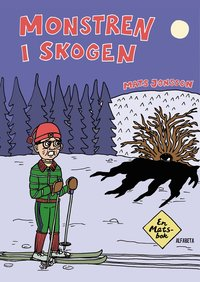 bokomslag Monstren i skogen