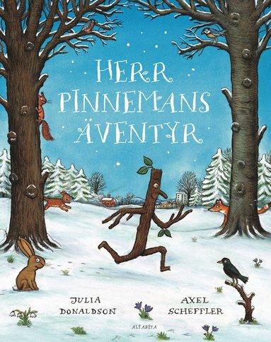 bokomslag Herr Pinnemans äventyr