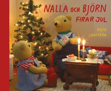 bokomslag Nalla och Björn firar jul