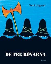 bokomslag De tre rövarna