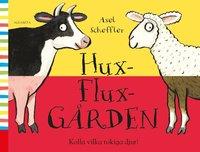 bokomslag Hux-flux-gården