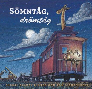 bokomslag Sömntåg, drömtåg