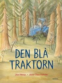 bokomslag Den blå traktorn