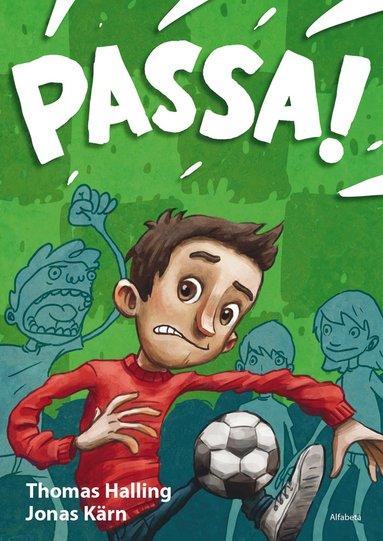 bokomslag Passa!