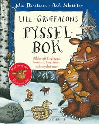 bokomslag Lill-Gruffalons pysselbok