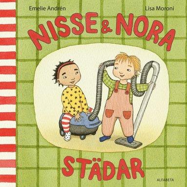 bokomslag Nisse & Nora städar