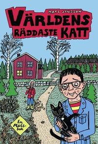 bokomslag Världens räddaste katt