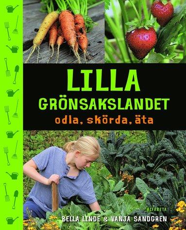 bokomslag Lilla grönsakslandet : odla, skörda, äta
