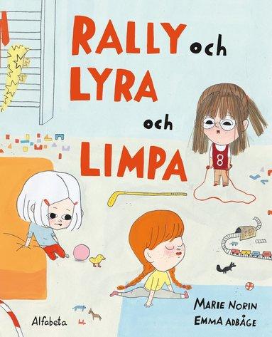 bokomslag Rally och Lyra och Limpa