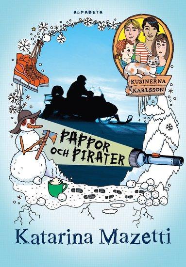 bokomslag Pappor och pirater