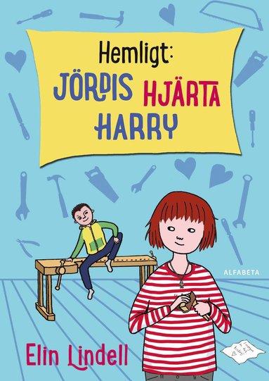 bokomslag Hemligt: Jördis hjärta Harry