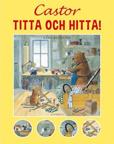 bokomslag Castor titta och hitta!