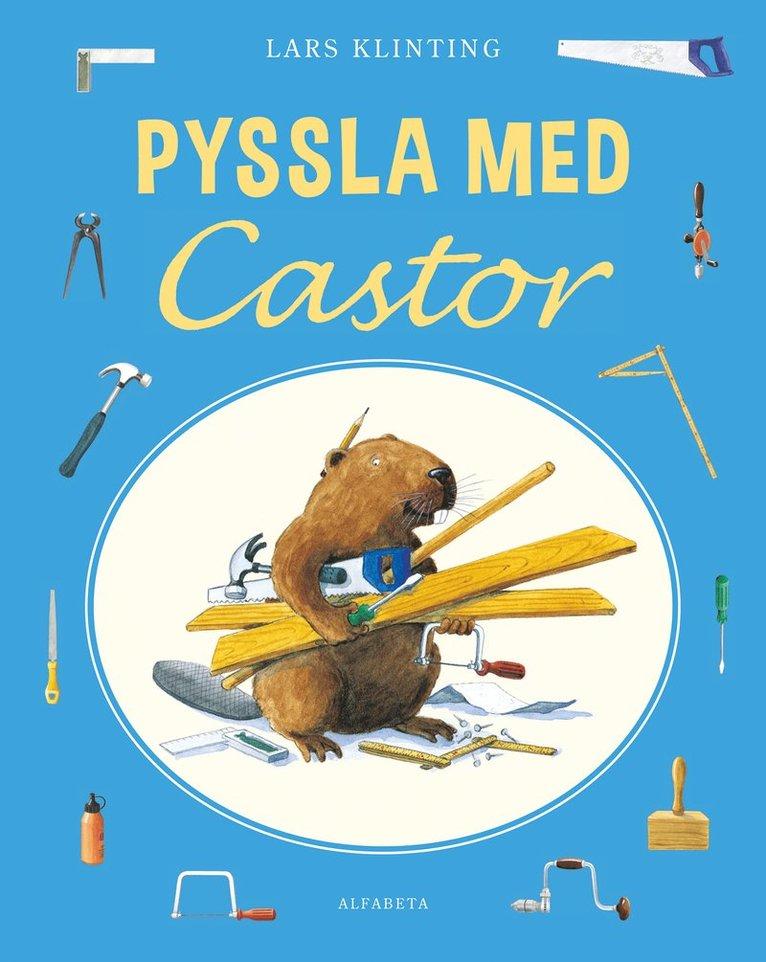 Pyssla med Castor 1