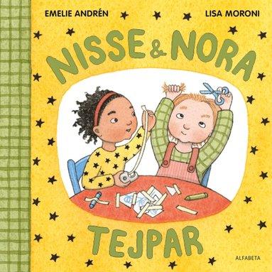bokomslag Nisse & Nora tejpar