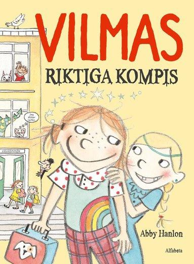bokomslag Vilmas riktiga kompis