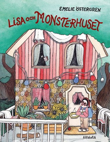 bokomslag Lisa och monsterhuset