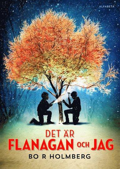 bokomslag Det är Flanagan och jag