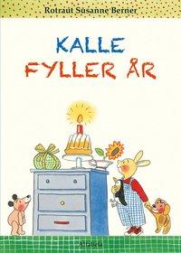 bokomslag Kalle fyller år