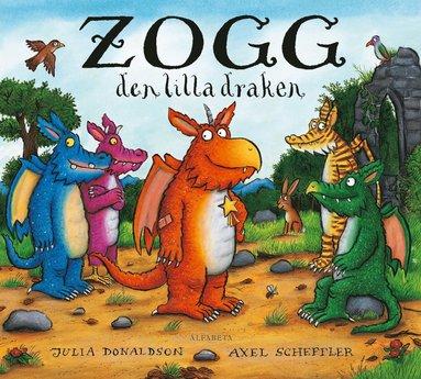 bokomslag Zogg den lilla draken