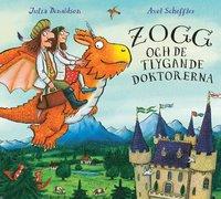 bokomslag Zogg och de flygande doktorerna