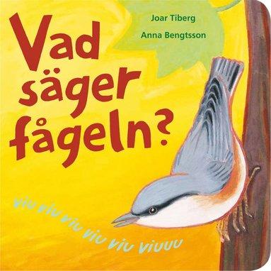 bokomslag Vad säger fågeln?