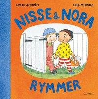 bokomslag Nisse & Nora rymmer