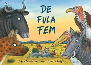 bokomslag De fula fem