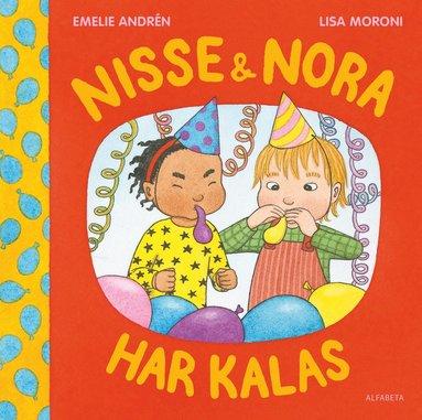 bokomslag Nisse & Nora har kalas