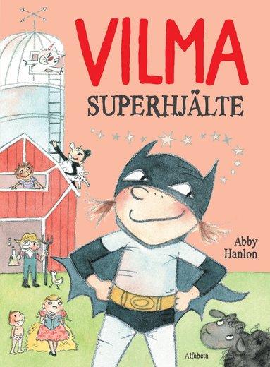 bokomslag Vilma superhjälte