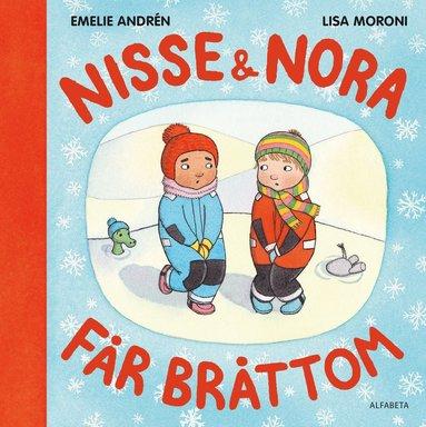 bokomslag Nisse & Nora får bråttom