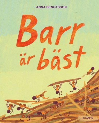 bokomslag Barr är bäst
