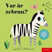 bokomslag Var är zebran?