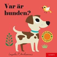 bokomslag Var är hunden?
