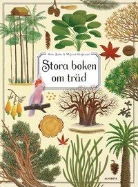 bokomslag Stora boken om träd