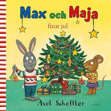 bokomslag Max och Maja firar jul