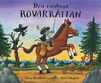 bokomslag Den ruskiga rövarråttan