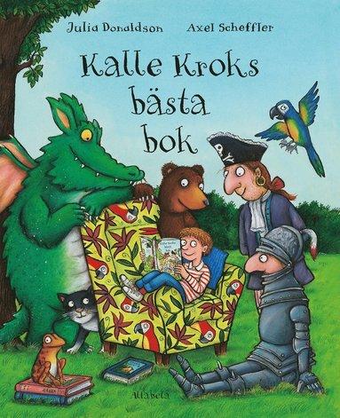 bokomslag Kalle Kroks bästa bok
