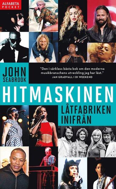 bokomslag Hitmaskinen : låtfabriken inifrån