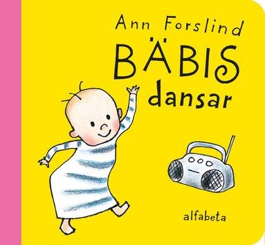 bokomslag Bäbis dansar
