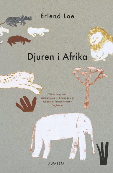 bokomslag Djuren i Afrika