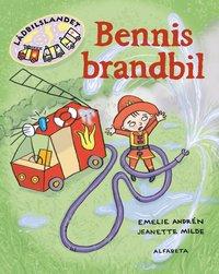 bokomslag Bennis brandbil