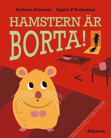 bokomslag Hamstern är borta!