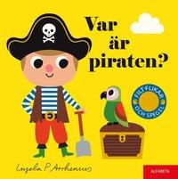 bokomslag Var är piraten?