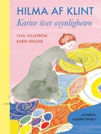bokomslag Hilma af Klint : kartor över osynligheten