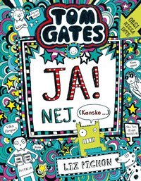 bokomslag Tom Gates: Ja! Nej. (Kanske...)