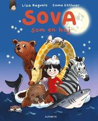 bokomslag Sova som en haj