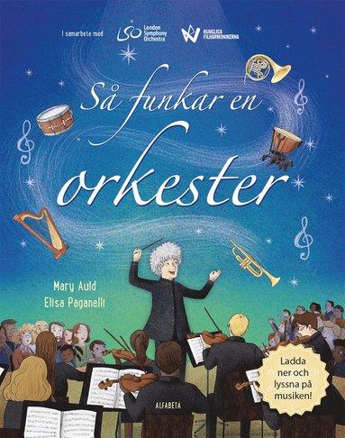 bokomslag Så funkar en orkester