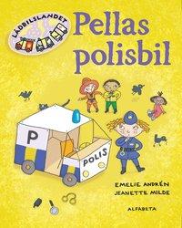 bokomslag Pellas polisbil