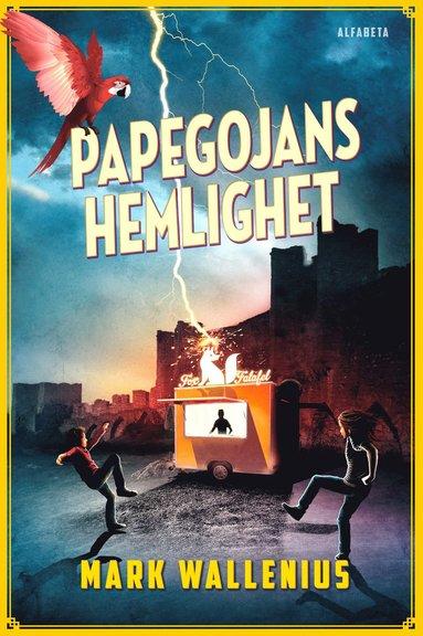 bokomslag Papegojans hemlighet